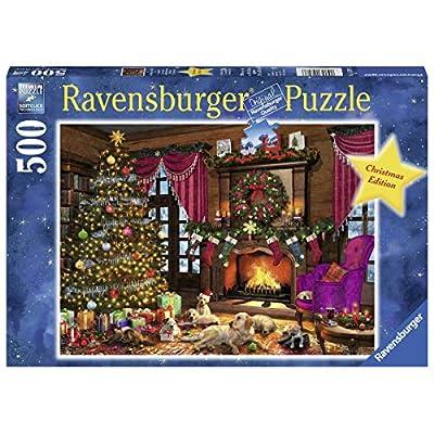 Tenero Natale Ravensburger Puzzle 500 Pezzi Multicolore 14707