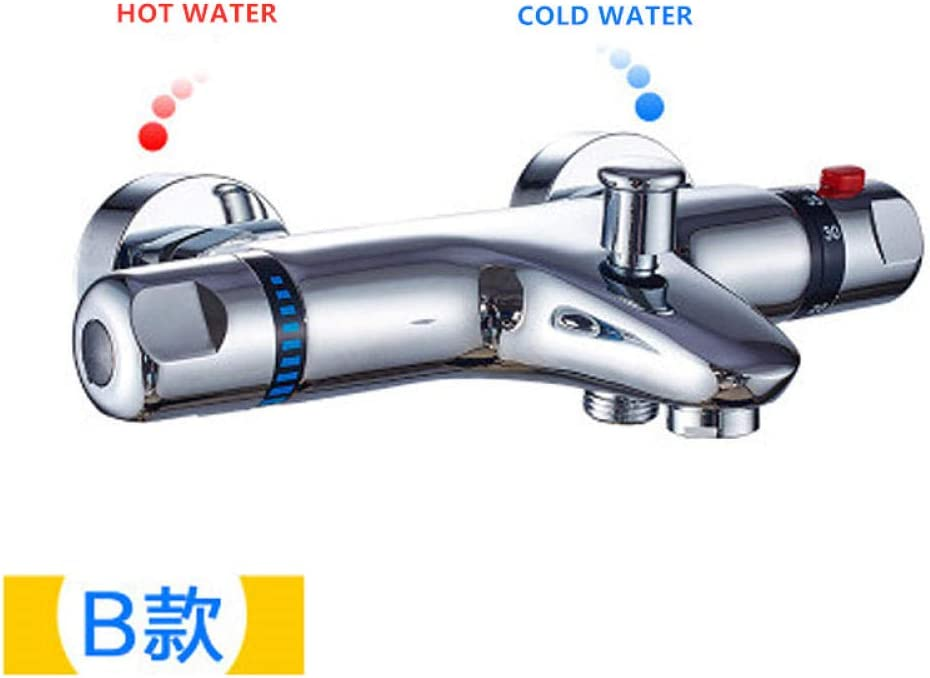 Multifunction Thermostatic Shower Head image 1
