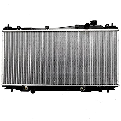 Scitoo 2354 Radiator fits for 2001-2005 Honda Civic DX/EX Special Edition/EX/LX/GX/HX/Si/Value Package Sedan/Coupe 1.7L 2004-2005 Acura EL Base Sedan 4-Door (2002 Honda Lx)