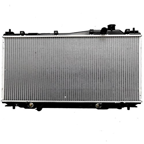 Civic Dx Lx (Scitoo 2354 Radiator fits for 2001-2005 Honda Civic DX/EX Special Edition/EX/LX/GX/HX/Si/Value Package Sedan/Coupe 1.7L 2004-2005 Acura EL Base Sedan 4-Door 1.7L)