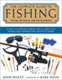 The Complete Guide to Fishing, John Bailey, 1585743798