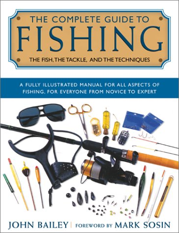 The Needle Fishing – Complete Manual and Fishing Equipment