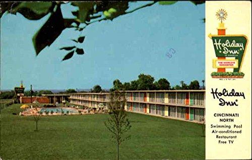 Holiday Inn, 1-75 at Sharon Rd. 2235 Sharon Rd Cincinnati, Ohio Original Vintage - Sharon Rd