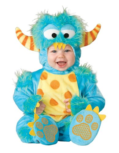 InCharacter Unisex-baby Newborn Monster Costume