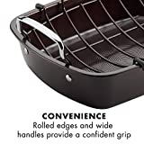 Circulon Nonstick bakeware and choclate brown