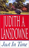 img - for Just In Time (Zebra Historical Romance) book / textbook / text book