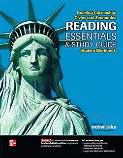 building citizenship civics and economics student edition civics rh amazon com Civics Notes Today Civics Notes Today