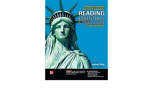 building citizenship civics and economics reading essentials and