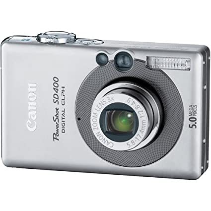 Canon IXUS 400 Digital Camera ZoomBrowser EX Driver Download (2019)