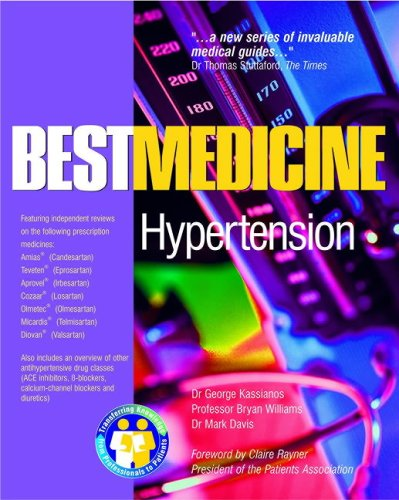 Read Online Hypertension: Best Medicine for Hypertension PDF