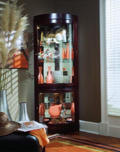 Howard Miller 680-420 Ricardo Curio Cabinet