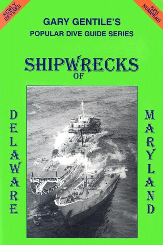 Download Shipwrecks of Delaware and Maryland (2002 edition) ebook
