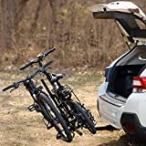 Overdrive Sport 2-Bike Hitch Mounted Rack for