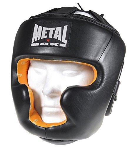 Metal Boxe MB529 - Casco de boxeo