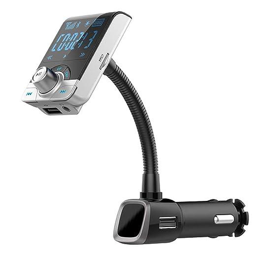 H.L Cargador de Coche, Bluetooth MP3 detección de Voltaje ...