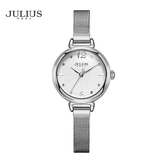 Petterson Marca de Lujo para Mujer Reloj de Pulsera Aleación Simple Relojes delicados Moda para Mujer