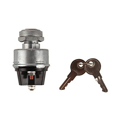 LARBI 80153 85936 G.1214 V.F.LS-15 D250E D300E D350E Ignition Switch For Ford Jubilee,Massey Ferguson,Tractor,Trailer,Caterpillar,Agricultura, Plant Applications: Automotive