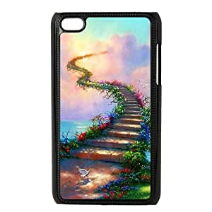 iPod Touch 4 Case Black Fantasi 007 JSY4260044KSL