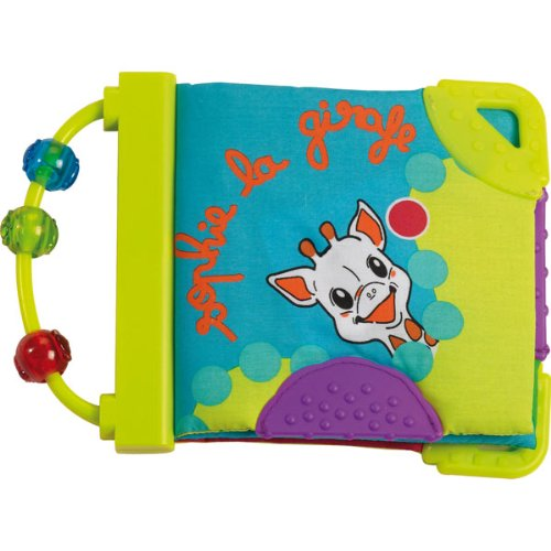 dise/ño de Sophie la jirafa Libro de actividades Vulli 230764