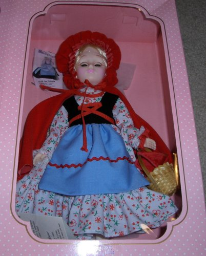 Little Red Riding Hood Doll: Effanbee's Storybook Collection by Storybook Collection