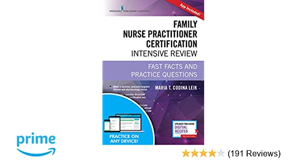 family nurse practitioner certification intensive review 3rd edition pdf free
