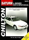 Saturn L-Series 2000-04 Repair Manual, Mike Stubblefield, 1563925559