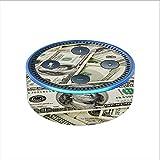 Skin Decal Vinyl Wrap for Amazon Echo Dot 2 (2nd generation) / Cash Money, Benjamins