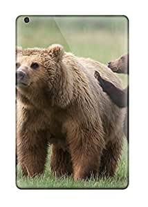 New Snap-on tony zapata Skin Case Cover Compatible With Ipad Mini/mini 2- Grizzly Bears