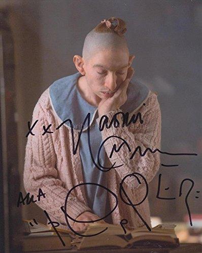 NAOMI GROSSMAN as Pepper - American Horror Story GENUINE AUTOGRAPH