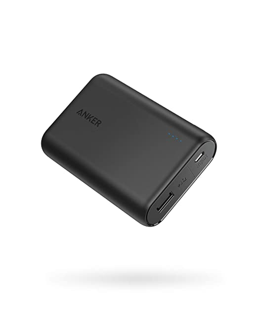 81851682aa0 Anker PowerCore 10000, One of The Smallest and Lightest 10000mAh External  Batteries, Ultra-
