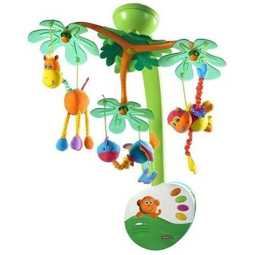 SEVEN ONE - Tiny Love Sweet Island Dreams Baby Mobile, With Calming Night Light