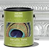 Modern Masters ME150-GAL Metallic Paint, Silver
