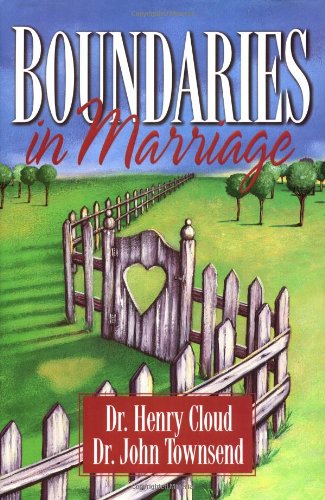 Boundaries in Marriage -