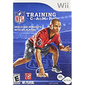 NFL Training Camp - Nintendo Wii