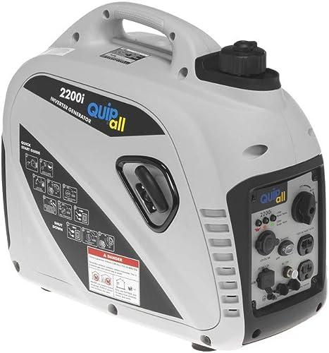 Quipall 2200I Inverter Generator CARB
