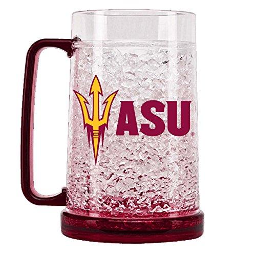 - NCAA Arizona State Sun Devils 16oz Crystal Freezer Mug