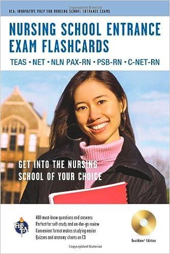 Nursing School Entrance Exams Teas Flashcard Book Online