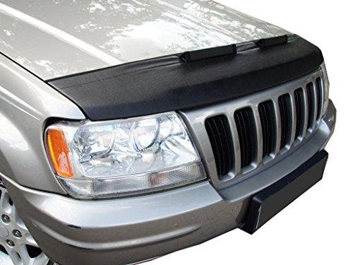 HOOD BRA Front End Nose Mask for Jeep Grand Cherokee 1999-2004 Bonnet Bra STONEGUARD PROTECTOR -
