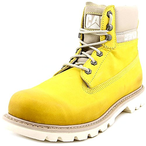 Caterpillar Mens Colorado Burnish Brights Boot Yellow 2JhcRCcw1P