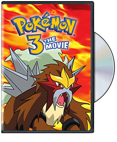 Pokemon the Movie: Spell of the Unown (Movie 3 Pokemon)