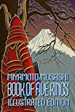 MIYAMOTO MUSASHI, BOOK OF FIVE RINGS , ILLUSTRATED