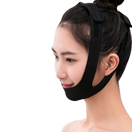 WYNZYSLBD Máscara De Elevación Facial, Alambre Médico Que ...
