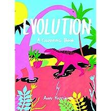 Evolution: A Colouring Book