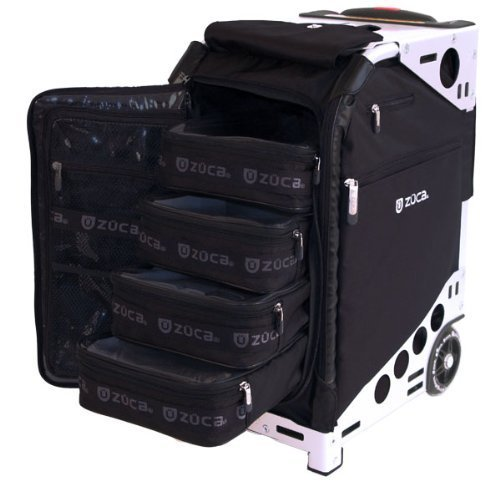 Zuca Pro Artist Wheeled Case With Built In Seat 4 Large