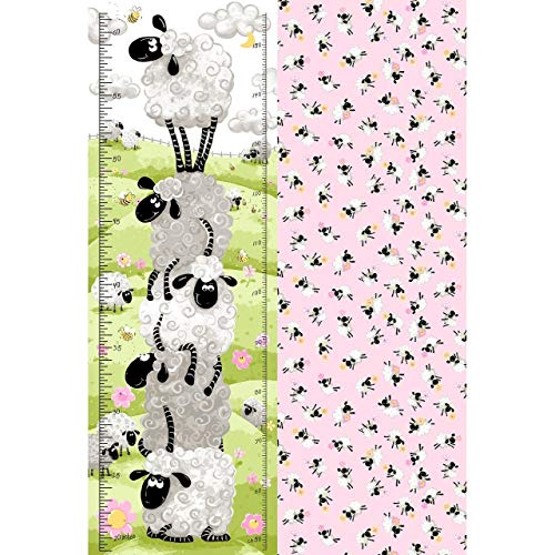 Susybee~Lewe/Lal the Lamb~Growth Chart-(inches & cm)27