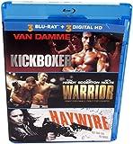 Blu-Ray Triple Feature with Kickbox