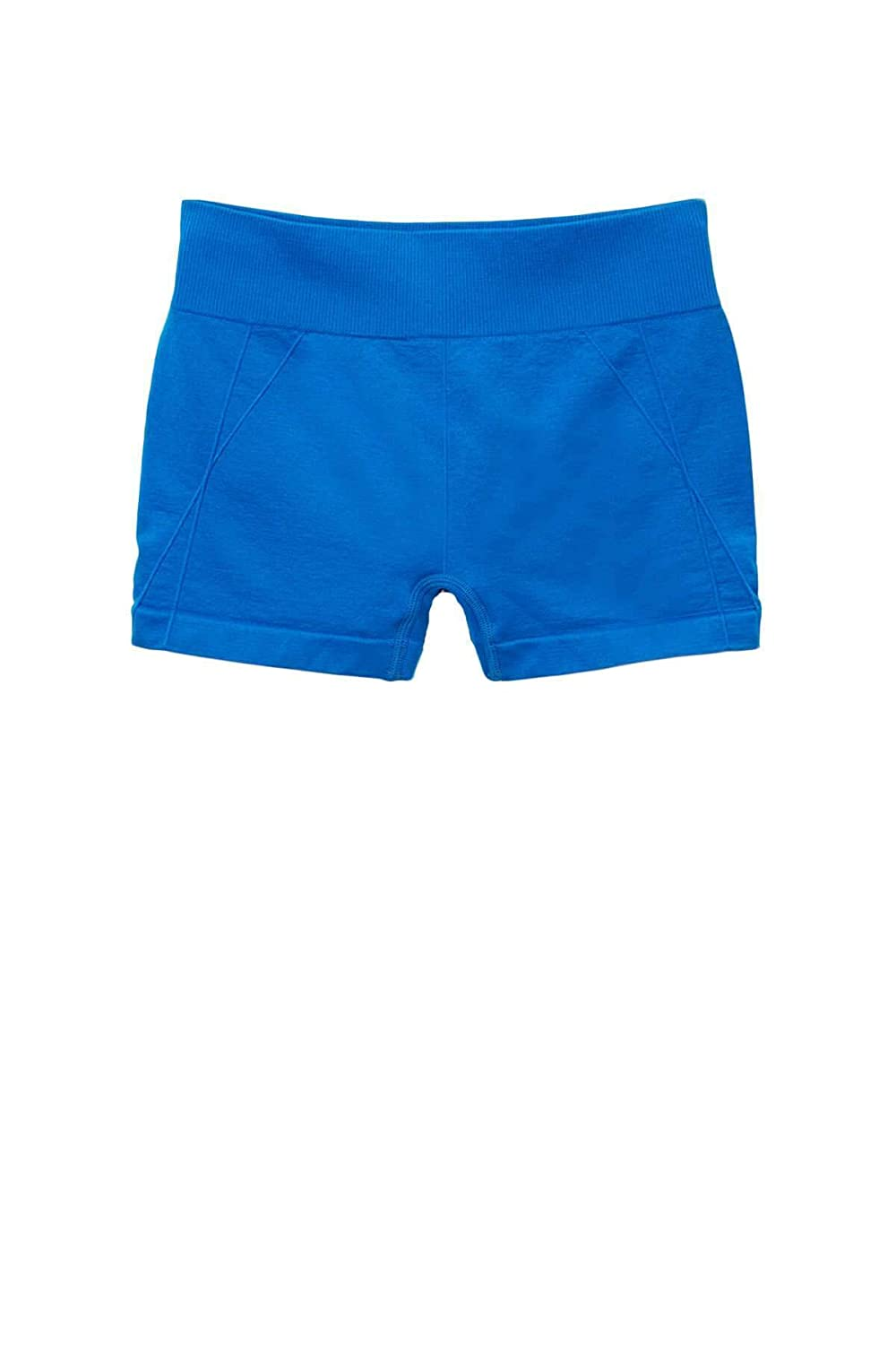Limeapple Seamless Mini Shorts Blue
