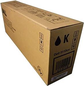 Dell 5110cn High Yield Black Toner 18000 Yield