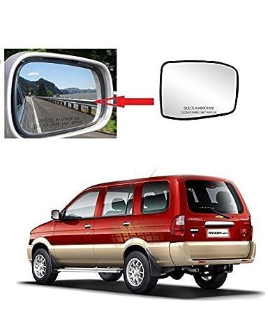 Modified Autos Left Side Sub Mirror Plate For Chevrolet Tavera