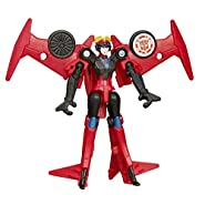 Transformers Robots in Disguise Legion Class Windblade Figure